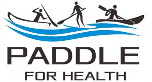 Paddle for Health Logo