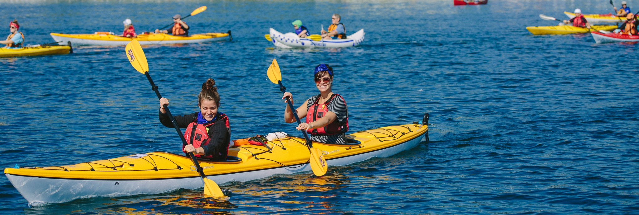 Paddle Health Kayak Canoe Paddleboard Cure Inspire Victoria Event